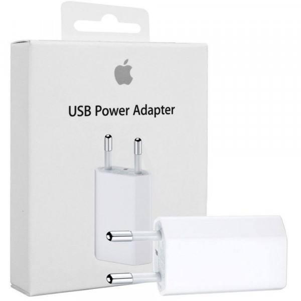 ALIMENTATORE USB APPLE 5W